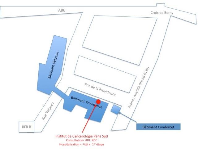 Plan cancérologie - Centre Biliaire Interventionnel et Pancréatique Paris Sud